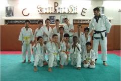 Jujitsu enfants
